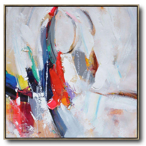 Palette Knife Contemporary Art #C8A-Contemporary Art-CZ Art Design(Celine Ziang Art)