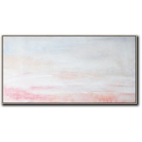 Panoramic Abstract Landscape Art #X111D-Abstract Art-CZ Art Design(Celine Ziang Art)