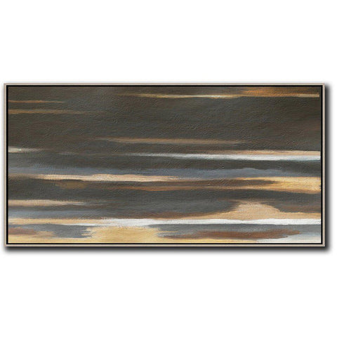 Panoramic Abstract Landscape #DH13D-Abstract Art-CZ Art Design(Celine Ziang Art)