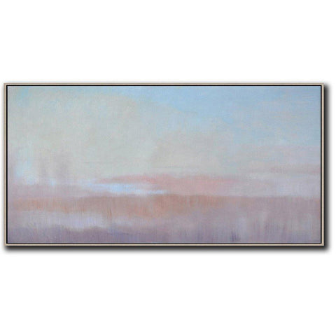 Panoramic Abstract Landscape Painting LX26D-Abstract Art-CZ Art Design(Celine Ziang Art)