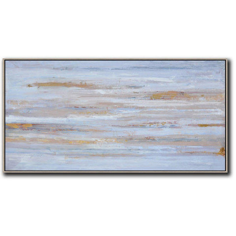 Panoramic Abstract Landscape Painting LX27D-Abstract Art-CZ Art Design(Celine Ziang Art)