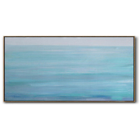 Panoramic Abstract Landscape Painting LX74D-Abstract Art-CZ Art Design(Celine Ziang Art)