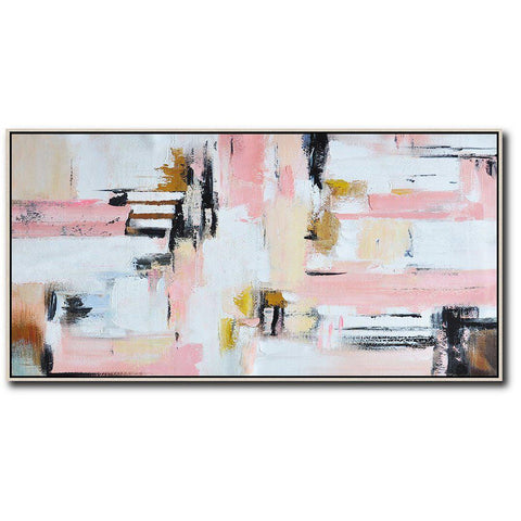 Panoramic Contemporary Art #X89D-Contemporary Art-CZ Art Design(Celine Ziang Art)