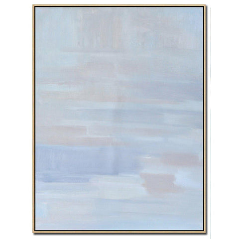 Vertical Abstract landscape Art #LX25B-Abstract Art-CZ Art Design(Celine Ziang Art)