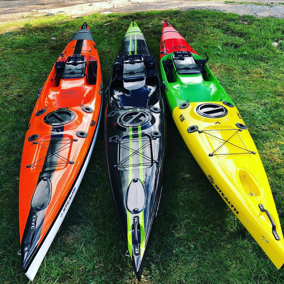 Choosing the right Kayak