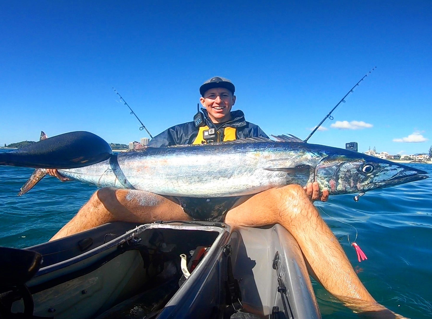 Tribe Trip Report - Wahoo Action - That Kayak Fisho !