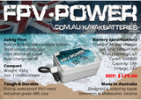 FPV Power Lithium Kayak Battery - 7 ah