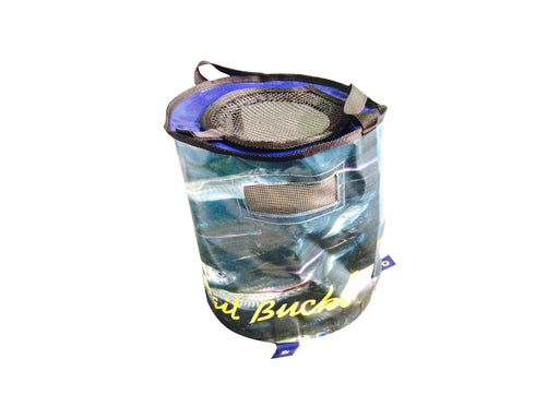 Live Bait Bucket Collapsible