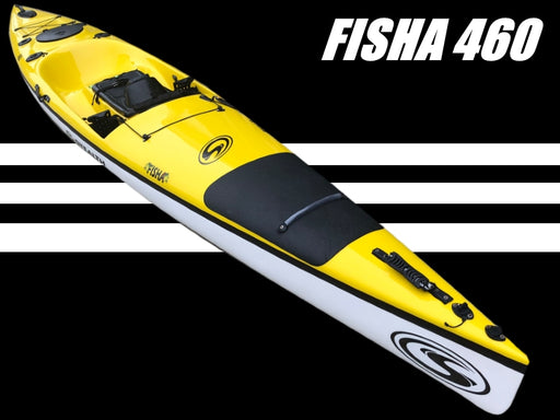 Used Fisha 460