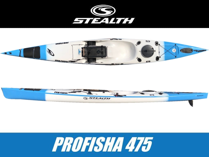 Used Stealth Profisha 475