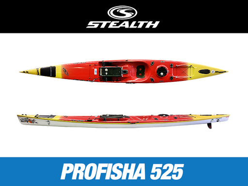 Used Stealth Profisha 525