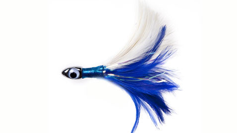 Disco Feather Rigged