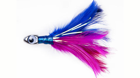 Feather Jig Rigged