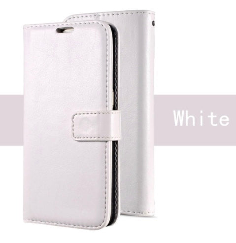Apple IPhone 10 Wallet Leather Case 3 in 1