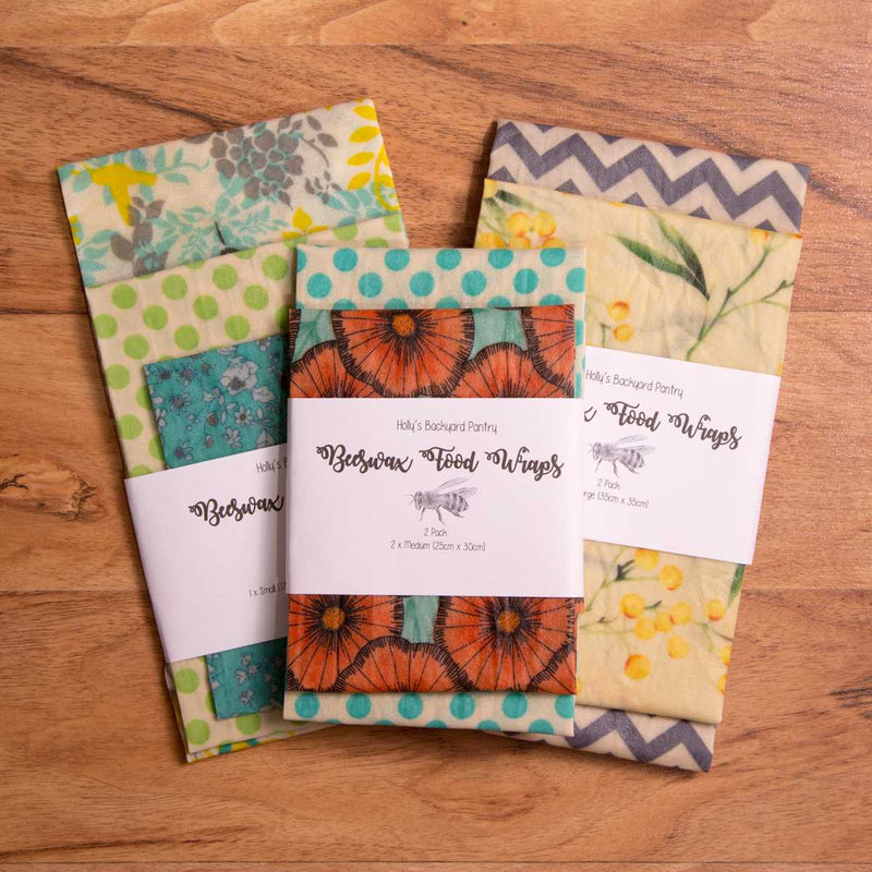 Eco friendly reusable food wraps!