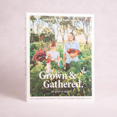 Book - Grown & Gathered