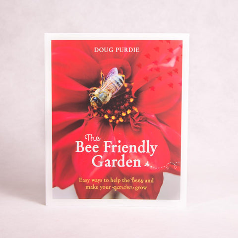 Book - The Bee Friendly Garden by Doug Purdie - Throw Some Seeds