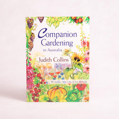 Book - Companion Gardening in Australia by Judith Collins