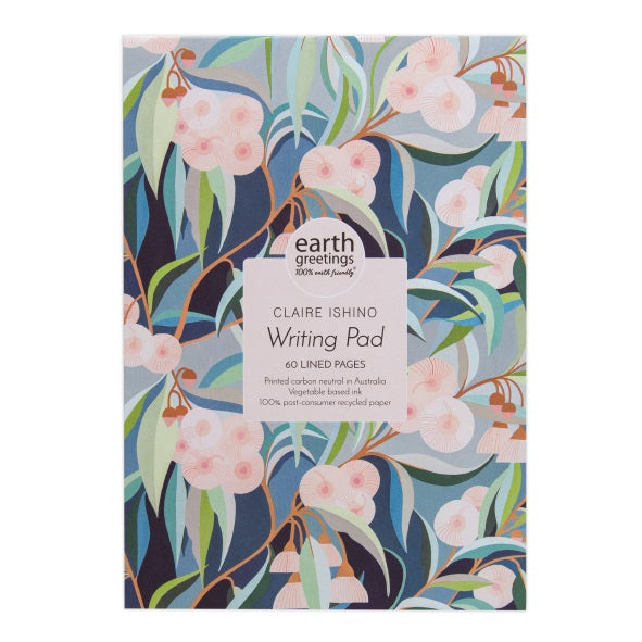 A5 Writing Pad - In the Backyard (60 pages) - Journals - Throw Some Seeds - Australian gardening gifts and eco products online!