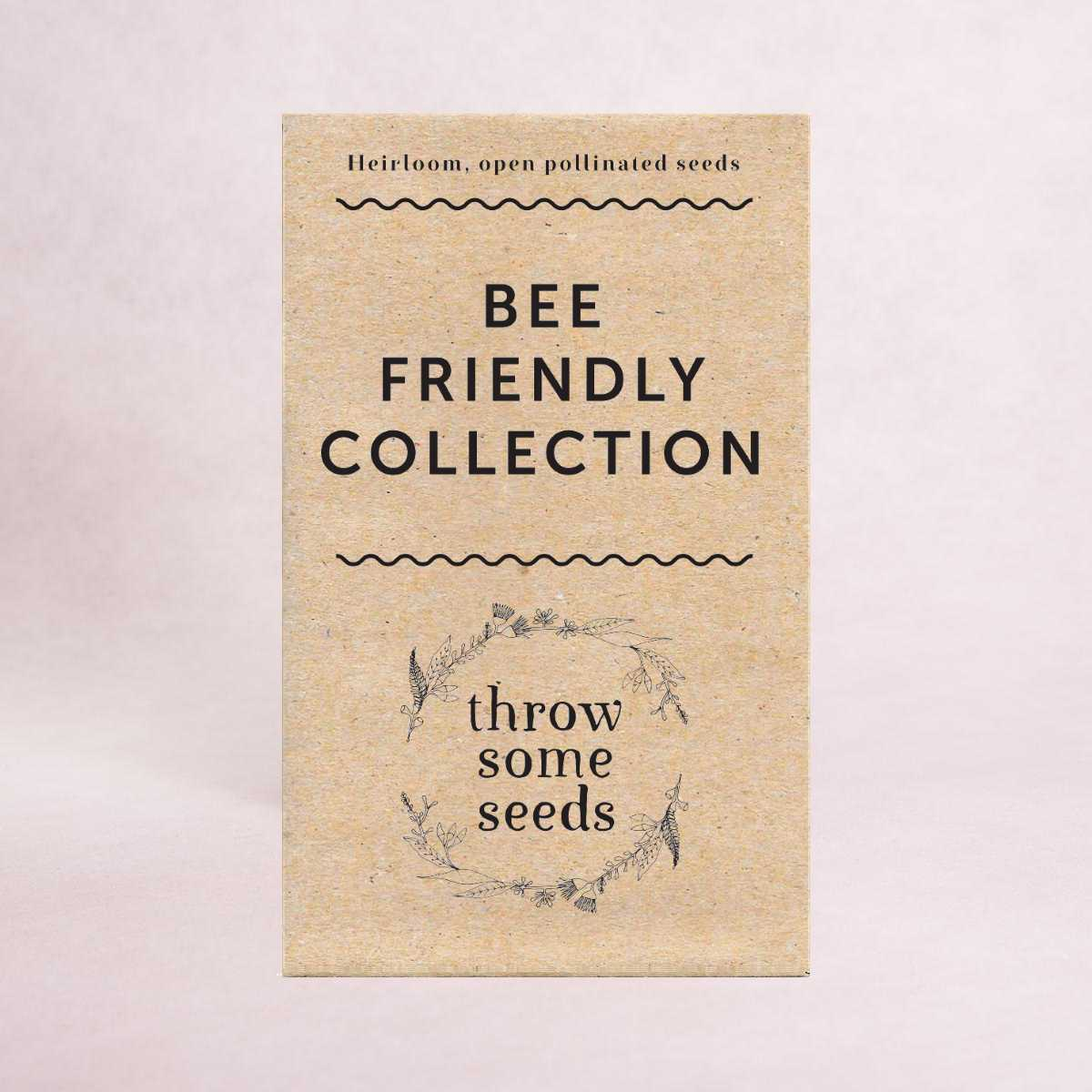 Bee Friendly Collection Seeds - Seed Collections - Throw Some Seeds - Australian gardening gifts and eco products online!