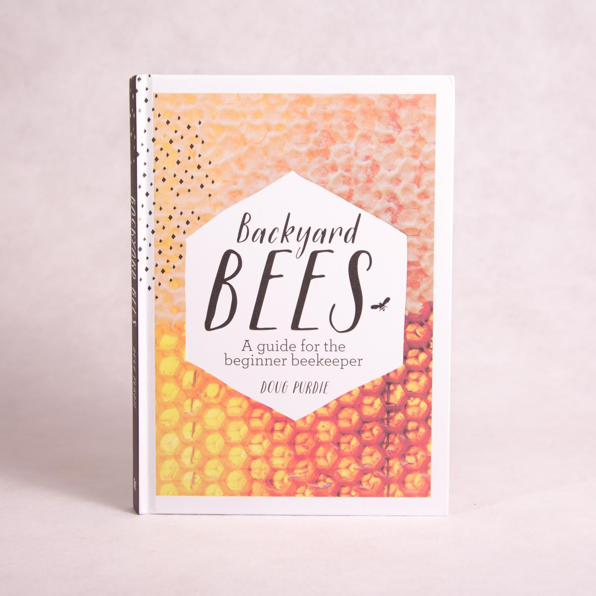 Backyard Bees | By Doug Purdie - Book - Throw Some Seeds