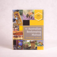 The Australian Beekeeping Manual | By Robert Owen - Book - Throw Some Seeds - Australian gardening gifts and eco products online!