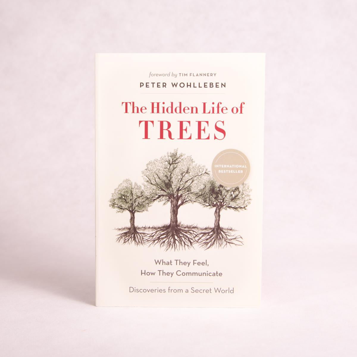 The Hidden Life of Trees | By Peter Wohlleben - Book - Throw Some Seeds