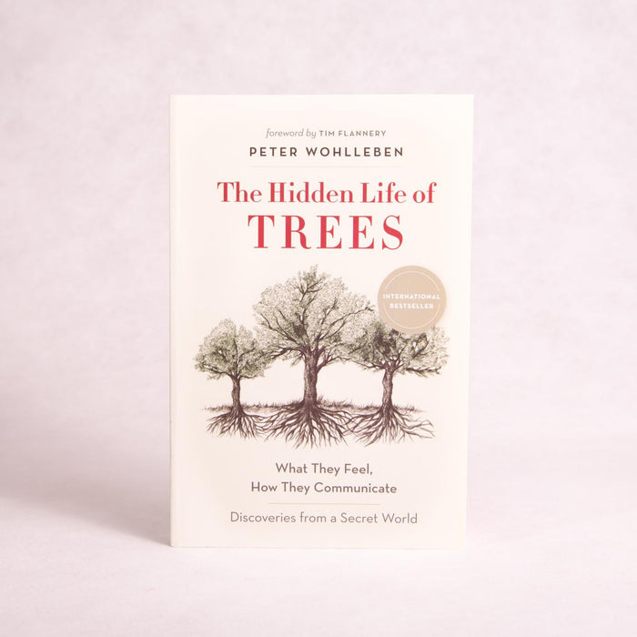 The Hidden Life of Trees | By Peter Wohlleben - Book - Throw Some Seeds - Australian gardening gifts and eco products online!