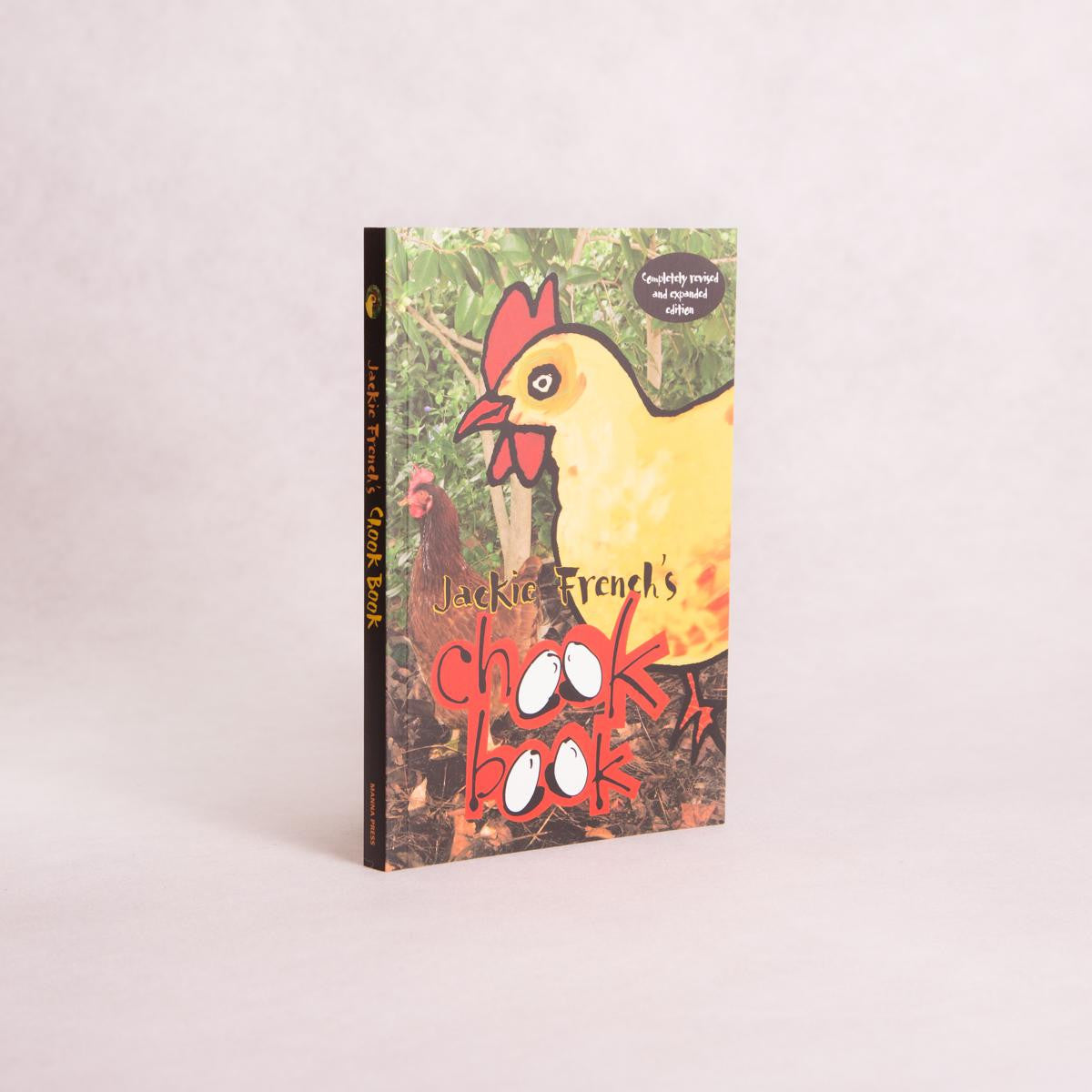 Jackie French's Chook Book | By Jackie French - Book - Throw Some Seeds - Australian gardening gifts and eco products online!