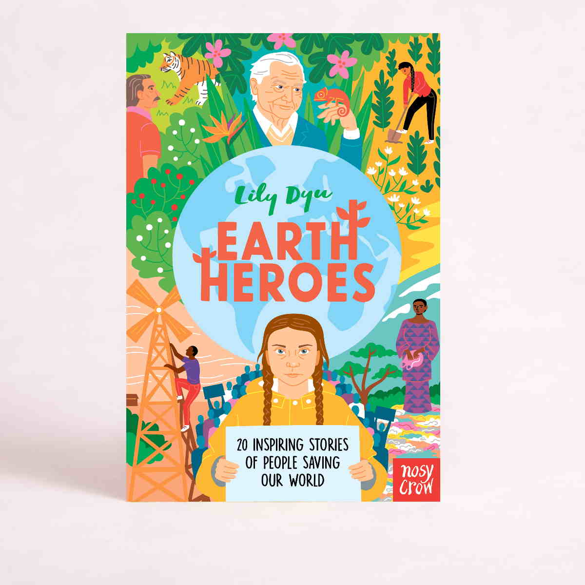 Earth Heroes | By Lily Dyu