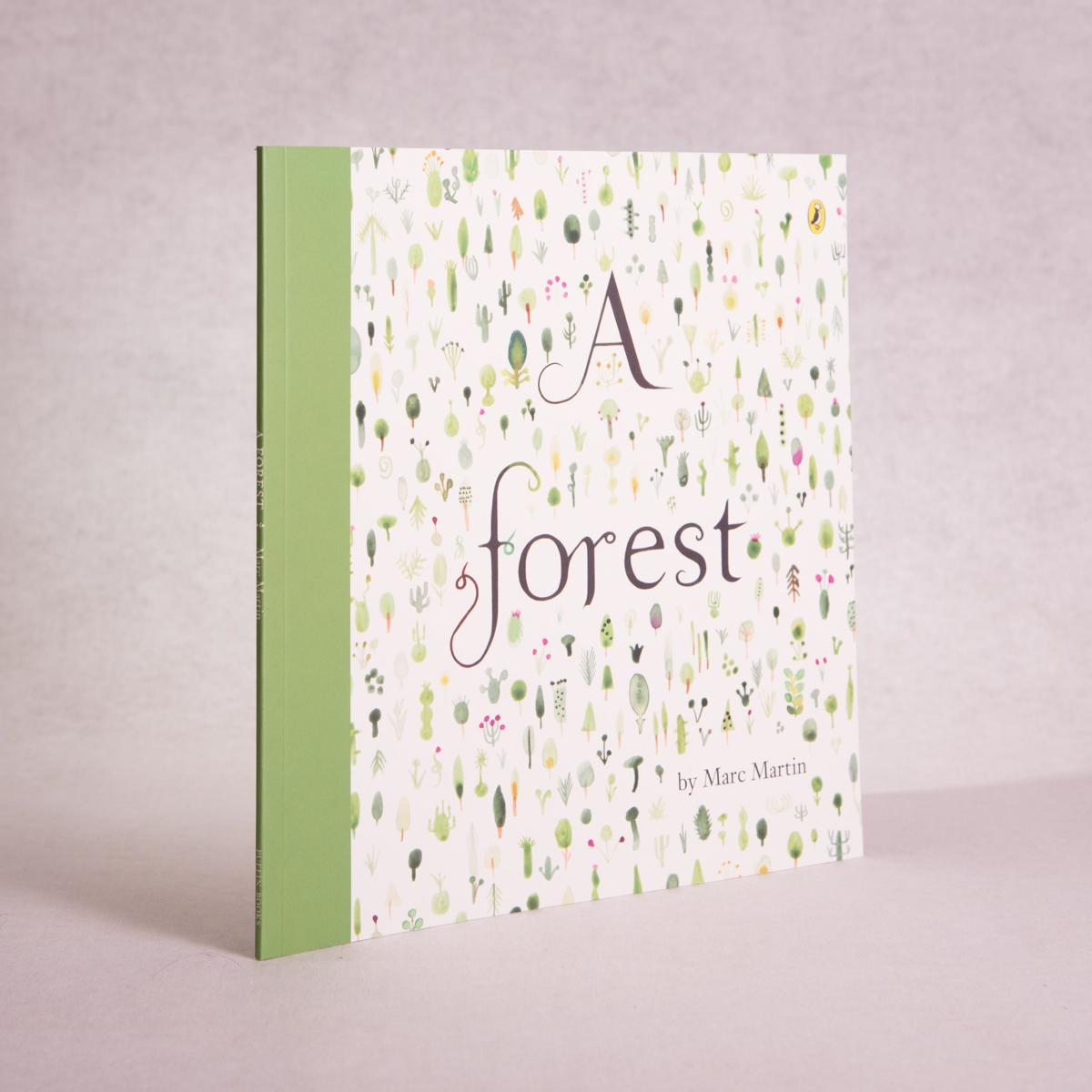 A Forest | By Marc Martin - Book - Throw Some Seeds - Australian gardening gifts and eco products online!