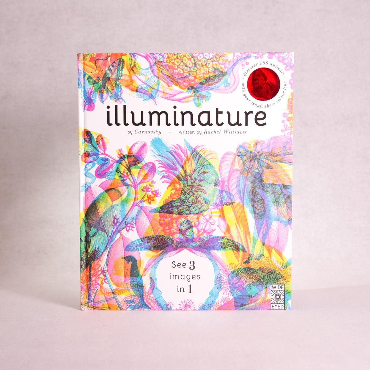 Illuminature | By Rachel Williams & Carnovsky - Book - Throw Some Seeds - Australian gardening gifts and eco products online!