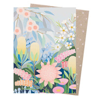 Claire Ishino Card – All Kinds Of Wonder - Card - Throw Some Seeds - Australian gardening gifts and eco products online!