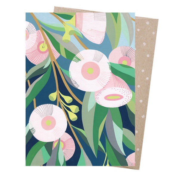 Claire Ishino Greeting Card – In the Backyard - Card - Throw Some Seeds - Australian gardening gifts and eco products online!