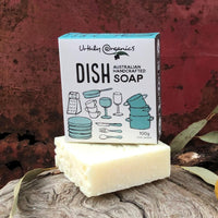 Dish Soap Bar - Urthly Organics - Dish Soap - Throw Some Seeds - Australian gardening gifts and eco products online!