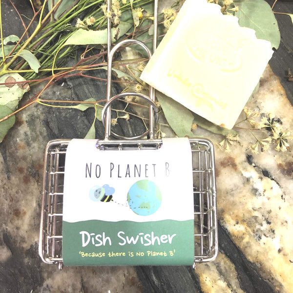 Dish Soap Swisher - Urthly Organics - Dish Swisher - Throw Some Seeds - Australian gardening gifts and eco products online!