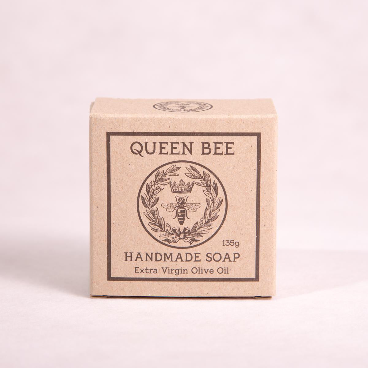 Honey, Organic Oat & Lavender Bar Soap - 135g - Bar Soap - Throw Some Seeds