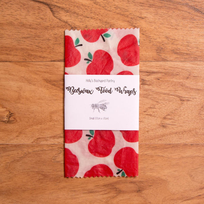 Beeswax Reusable Food Wrap - Small - Beeswax Wrap - Throw Some Seeds - Australian gardening gifts and eco products online!