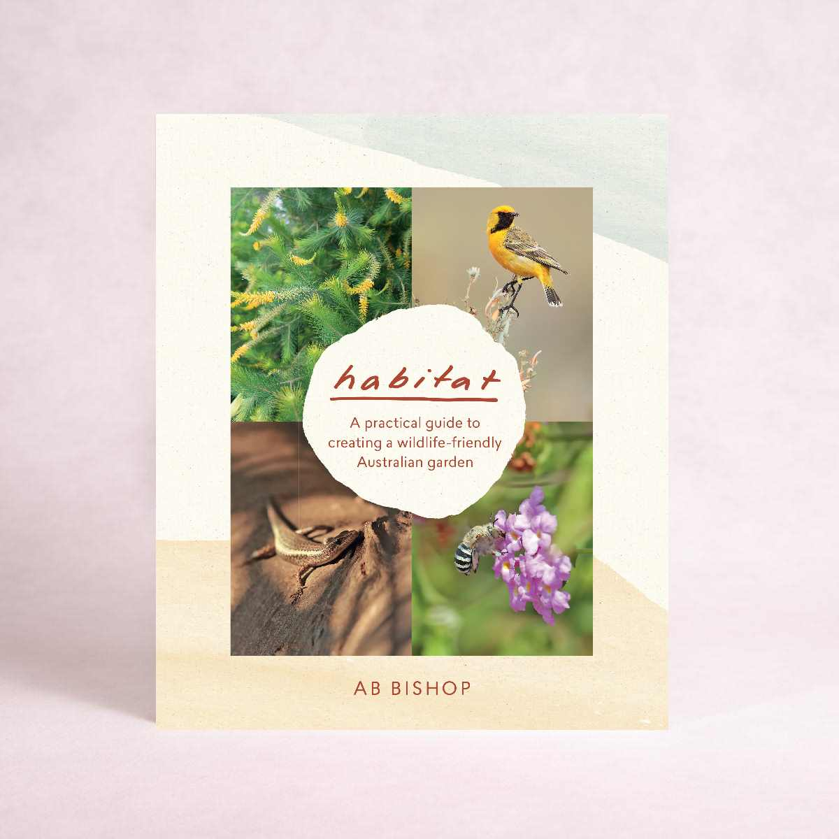 Habitat | By AB Bishop - Book - Throw Some Seeds - Australian gardening gifts and eco products online!