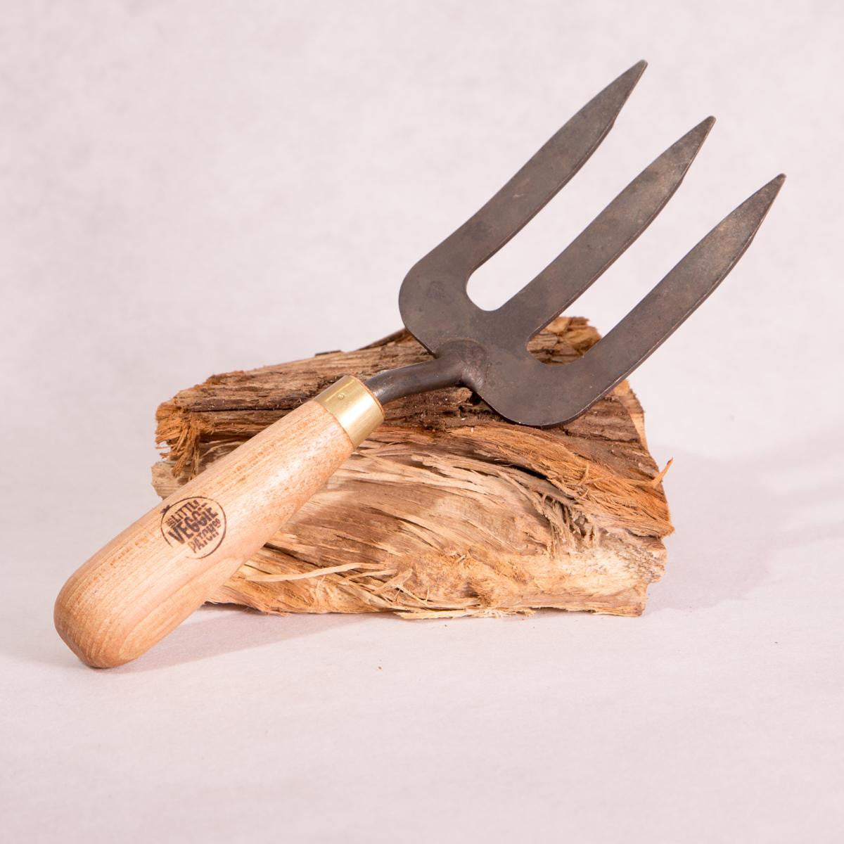 Hand Fork (Digging Tool) - Garden Fork - Throw Some Seeds - Australian gardening gifts and eco products online!