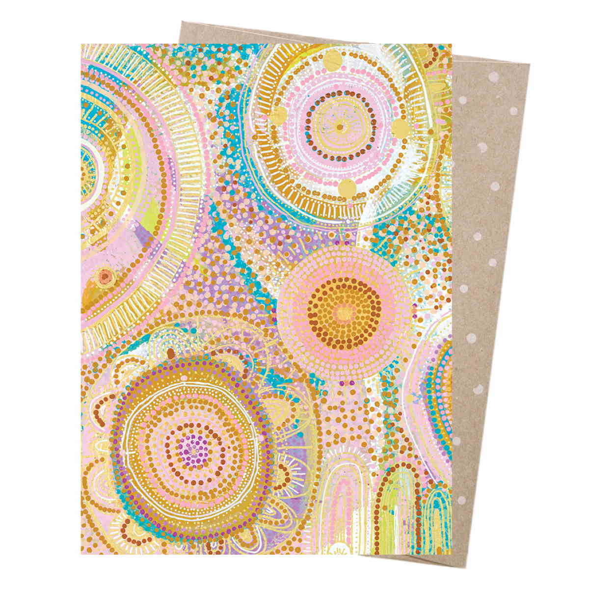 Natalie Jade Greeting Card – Mermaid Waters