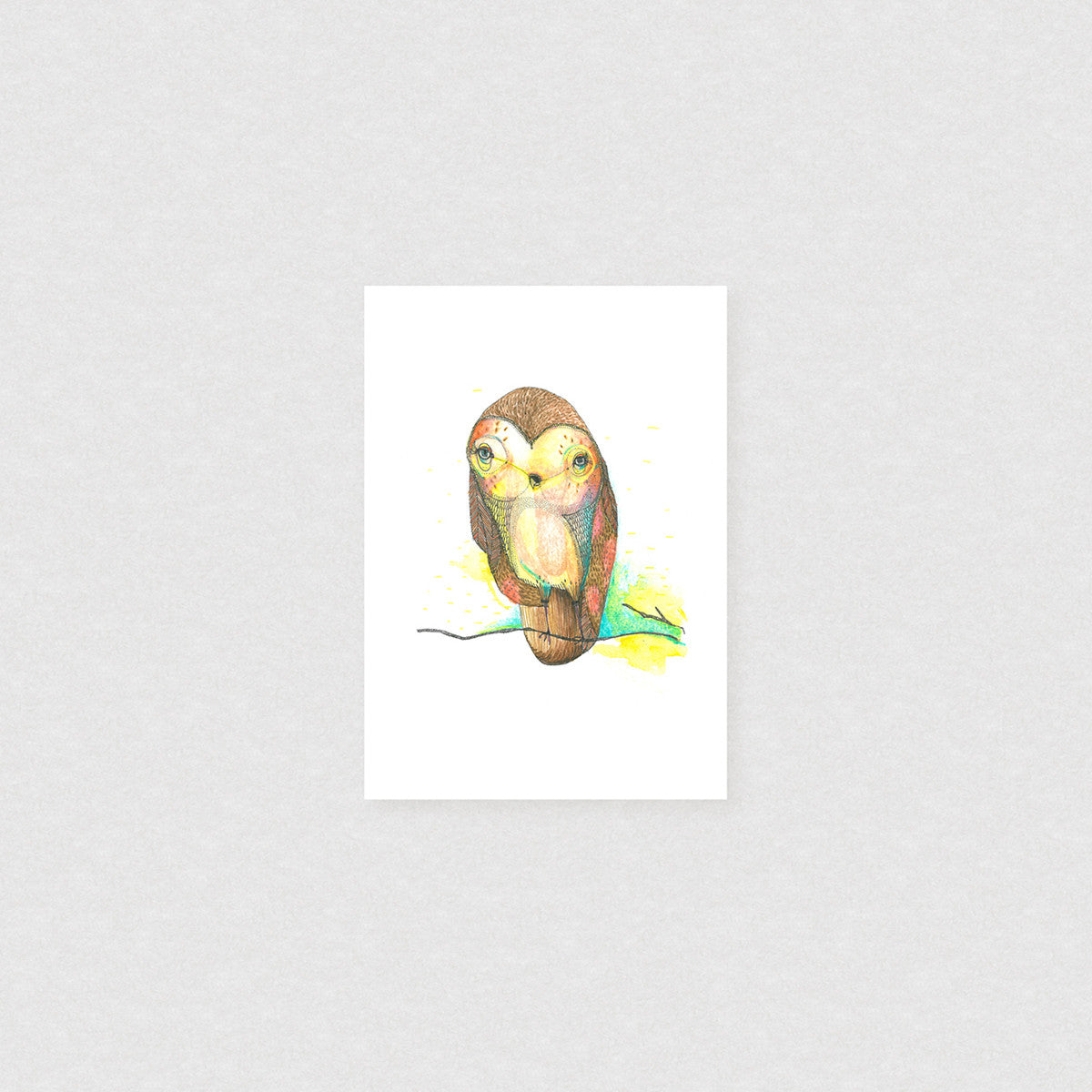 Pretty Young Thing - Limited Edition Print | by Natalie Martin - Unframed Prints - Throw Some Seeds - Australian gardening gifts and eco products online!