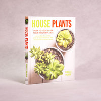 House Plants | By Isabelle Palmer - Book - Throw Some Seeds - Australian gardening gifts and eco products online!