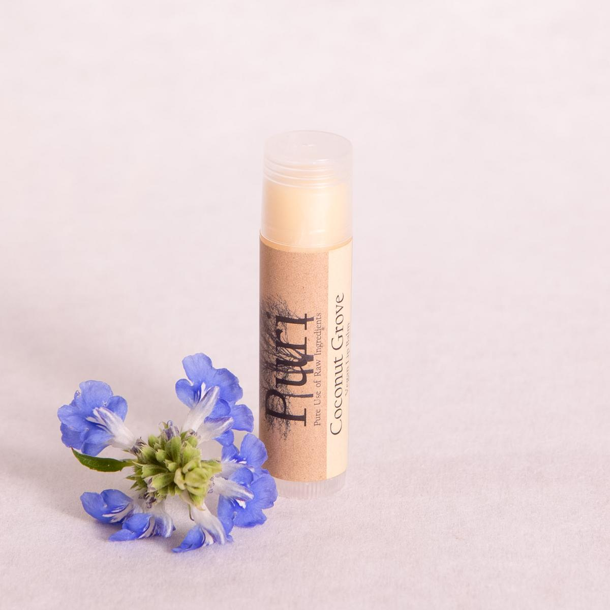 'Coconut Grove' Natural Lip Balm - 5ml - Lip Balm - Throw Some Seeds - Australian gardening gifts and eco products online!