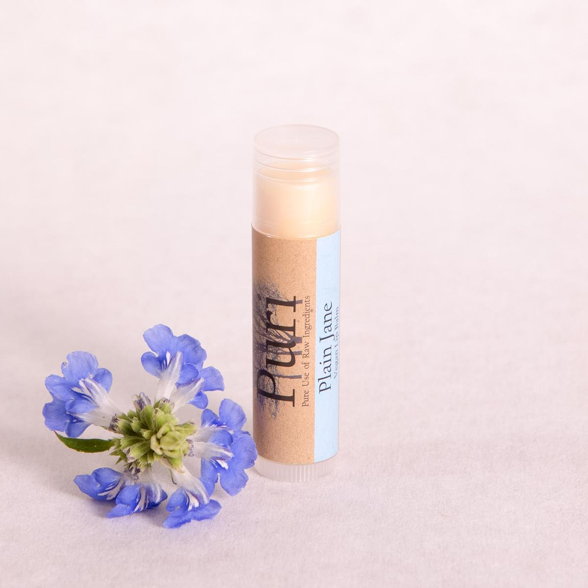 'Plain Jane' Natural Lip Balm - 5ml - Lip Balm - Throw Some Seeds - Australian gardening gifts and eco products online!