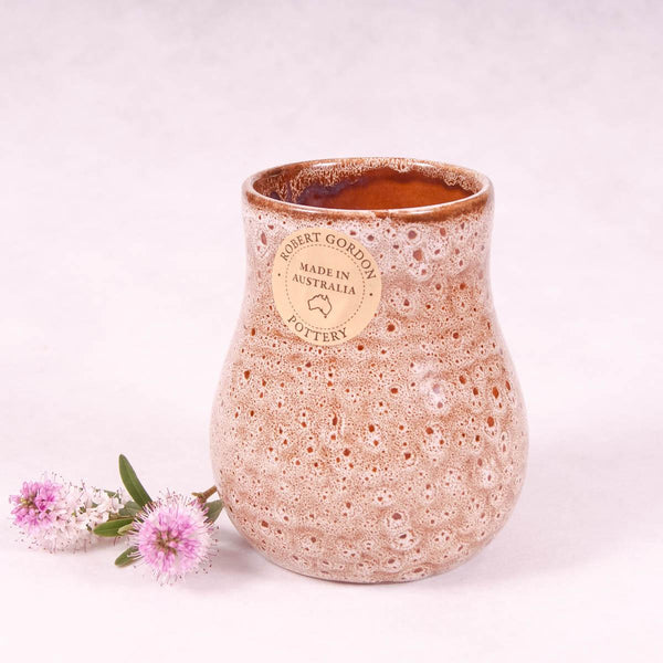 Robert Gordon Botanica Vase - Small (White Ochre)