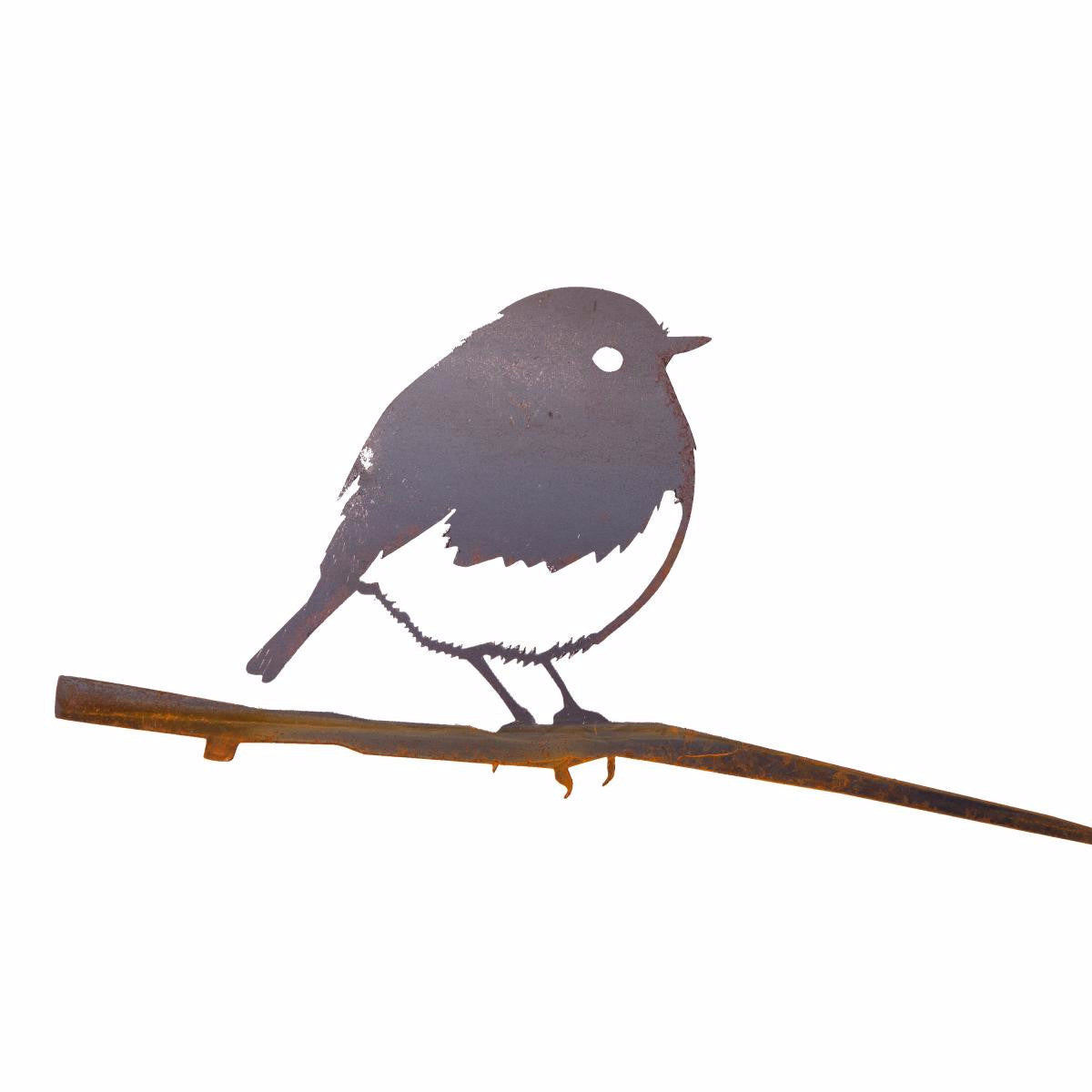Metalbird - Robin - Metalbird - Throw Some Seeds - Australian gardening gifts and eco products online!