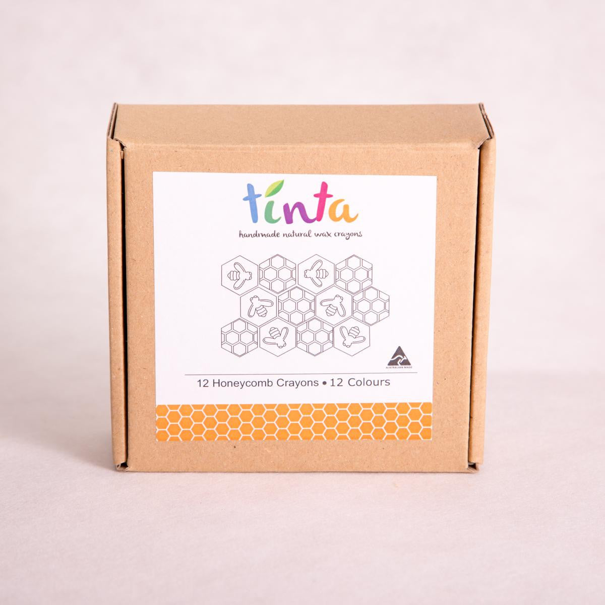 Honeycomb Crayons - Crayons - Throw Some Seeds - Australian gardening gifts and eco products online!