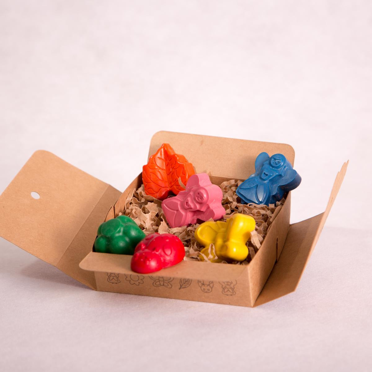 Fairy Garden Crayons - Crayons - Throw Some Seeds - Australian gardening gifts and eco products online!