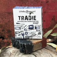 Tradie Soap Bar - Urthly Organics - Bar Soap - Throw Some Seeds - Australian gardening gifts and eco products online!